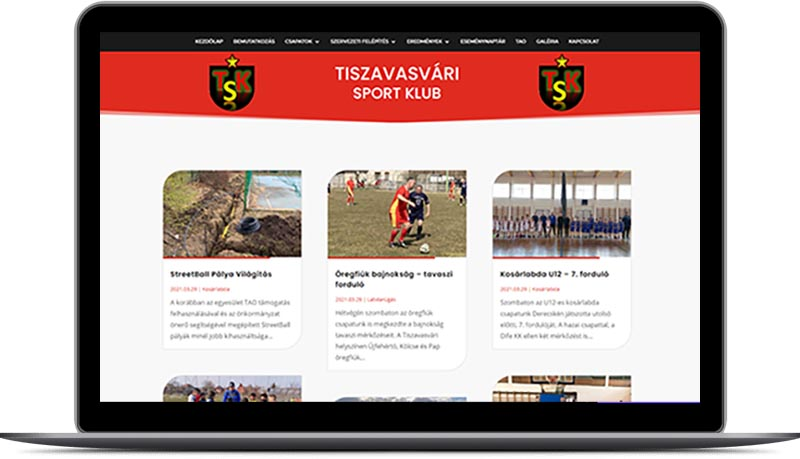 Tiszavasvári Sport Klub referencia