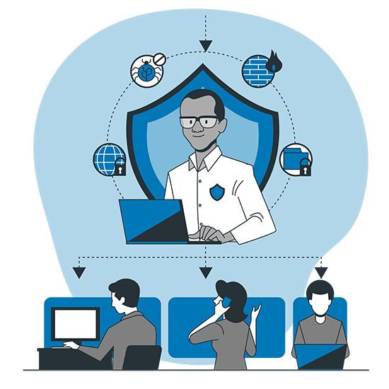 Internetes biztonság és honlapkészítés garancia